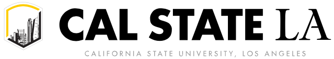 California State University, Printing Center Logo